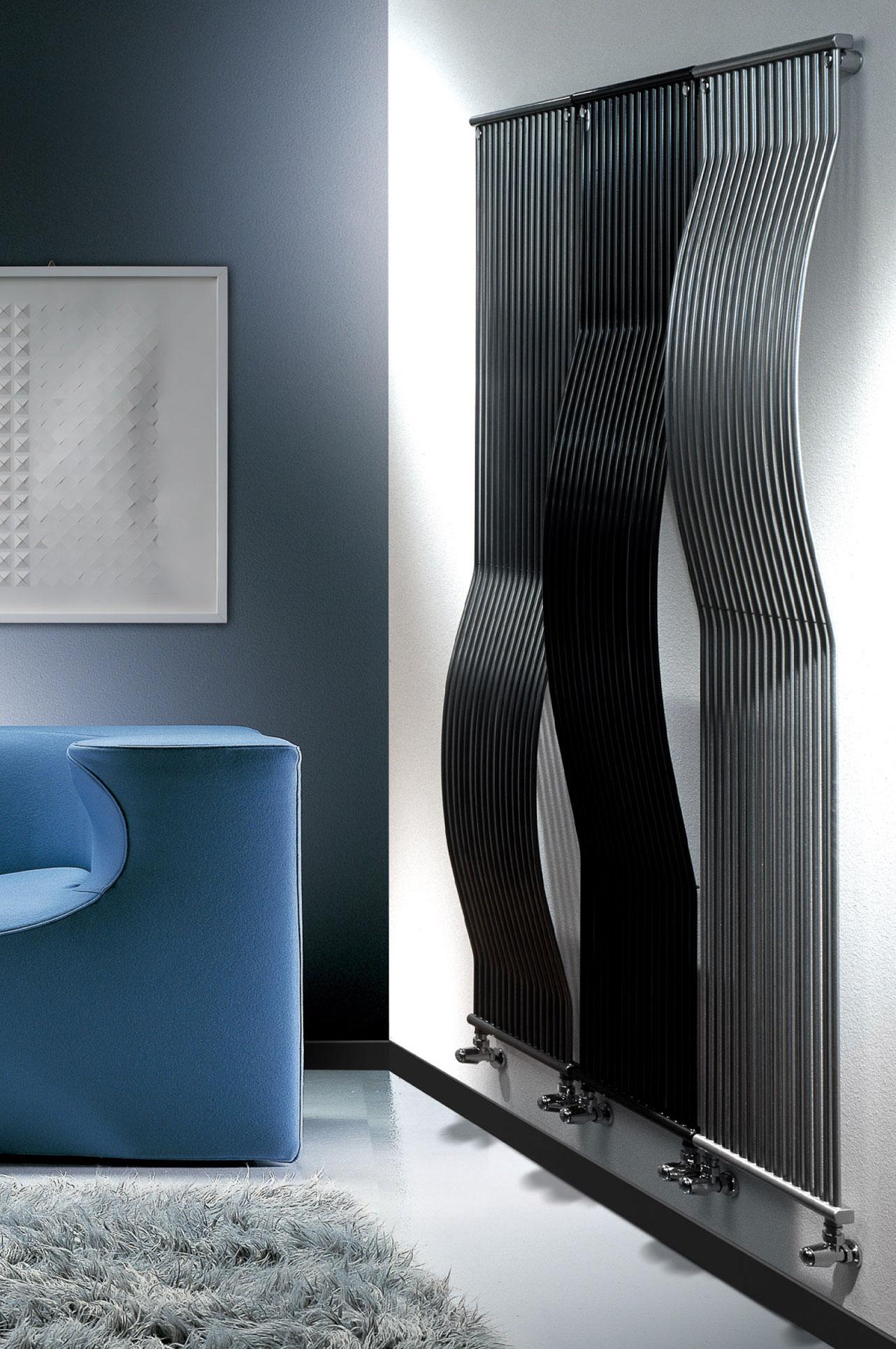 Design-Heizkörper aus der ganzen Welt für Wohnraum, Büro